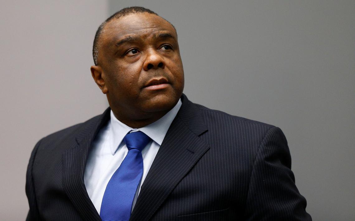 Ex vice-presidente da República Democrática do Congo é condenado a 18 anos de prisão
