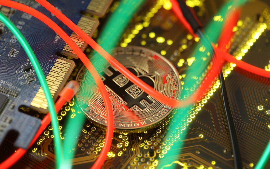 Para Lagarde, tecnologia usada no bitcoin pode servir a outros fins
