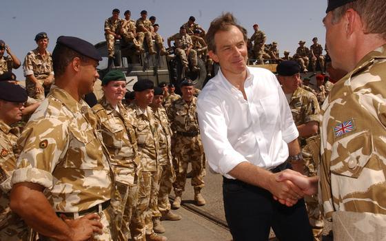 O que diferencia 'erro' de 'crime' na invasão britânica ao Iraque em 2003