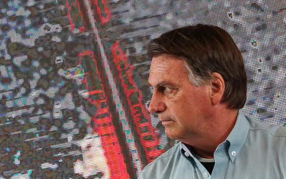 Bolsonaro desiste de ver jogo por não estar vacinado