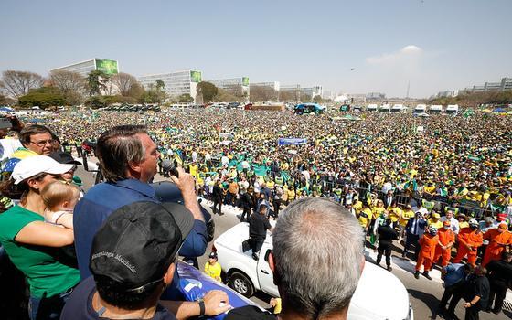 Qual o saldo do mais duro ataque de Bolsonaro às instituições