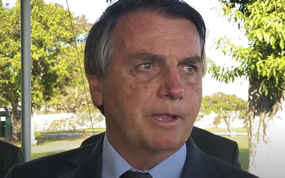 'Querem que eu degole todo mundo', diz Bolsonaro sobre apoiadores frustrados