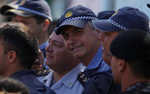 'As polícias são um instrumento político de Bolsonaro'