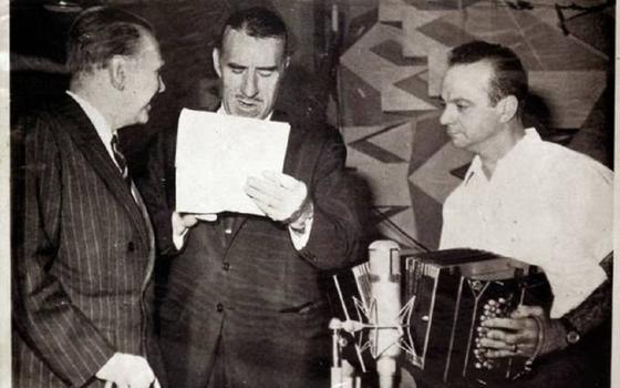 O álbum que juntou Astor Piazzolla e Jorge Luis Borges