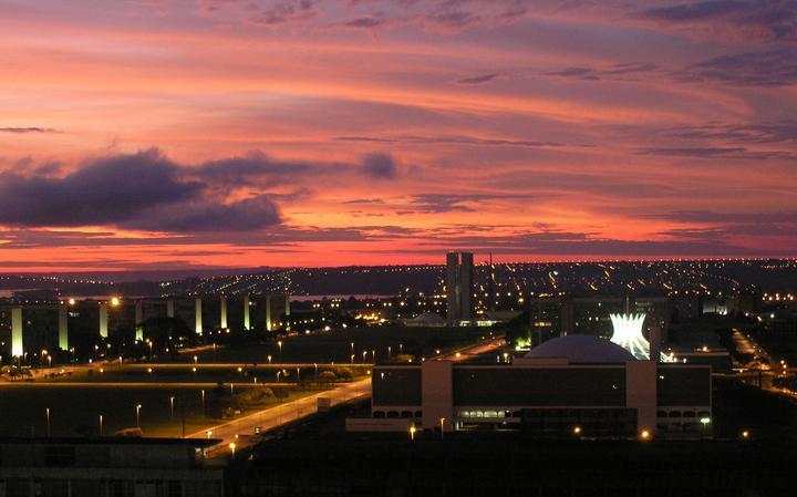 Brasília, a capital do país