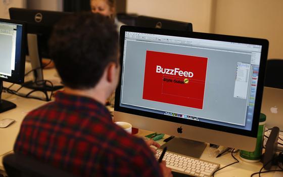 As críticas ao concurso do BuzzFeed de criação de conteúdo