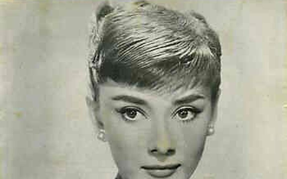 Audrey na Cahiers