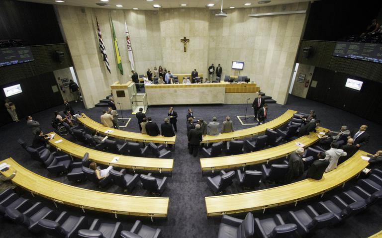 Sessão da Câmara Municipal de São Paulo