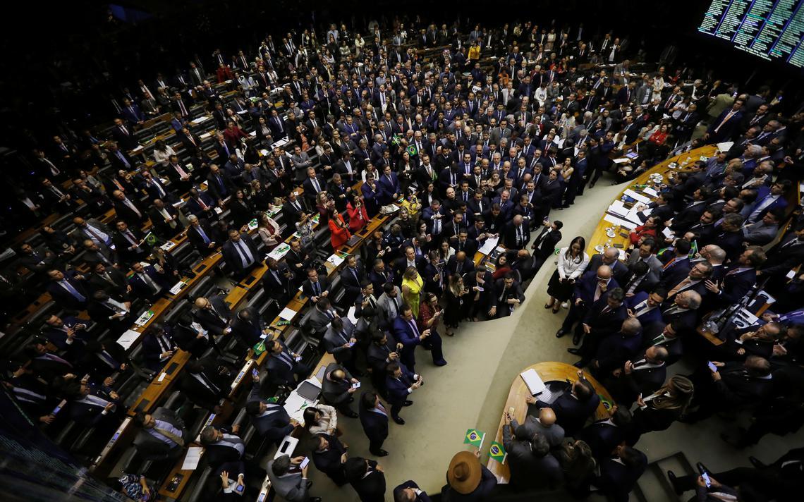 Deputados alteraram a reforma da Previdência e, consequentemente, a economia prevista