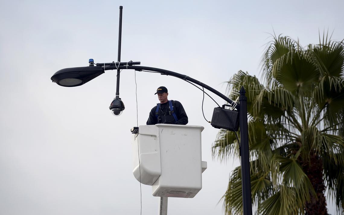 camera vigilância
