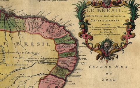 'A estrutura política no Brasil se confunde com genealogias e famílias'