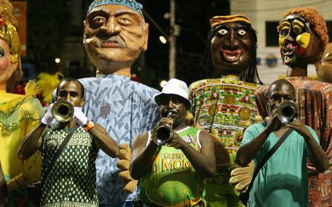 Como o Carnaval de Salvador tornou-se o que é hoje