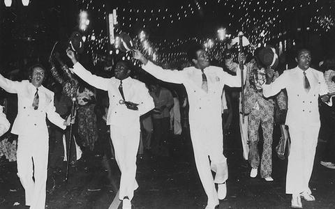 A origem do carnaval de SP contada por seus fundadores