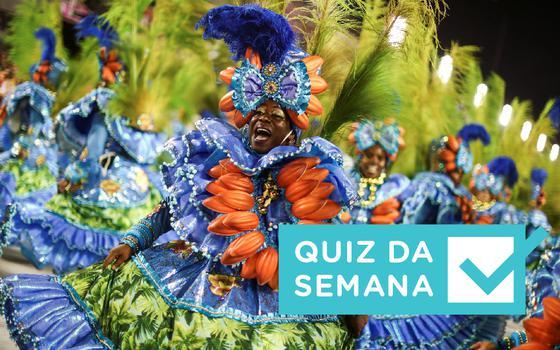 Escolas de samba, navio encalhado: você entendeu a semana?