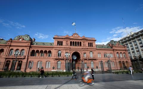 Qual a situação da dívida pública da Argentina em 2020