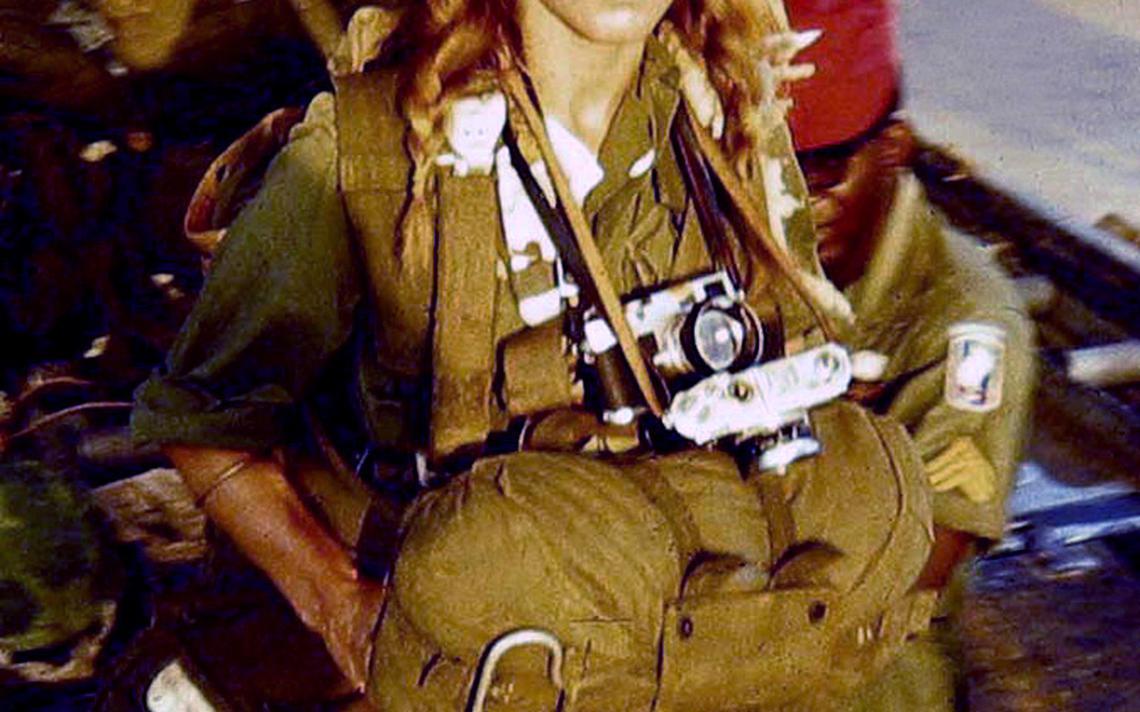 Catherine Leroy