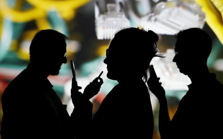 Usuários de celular