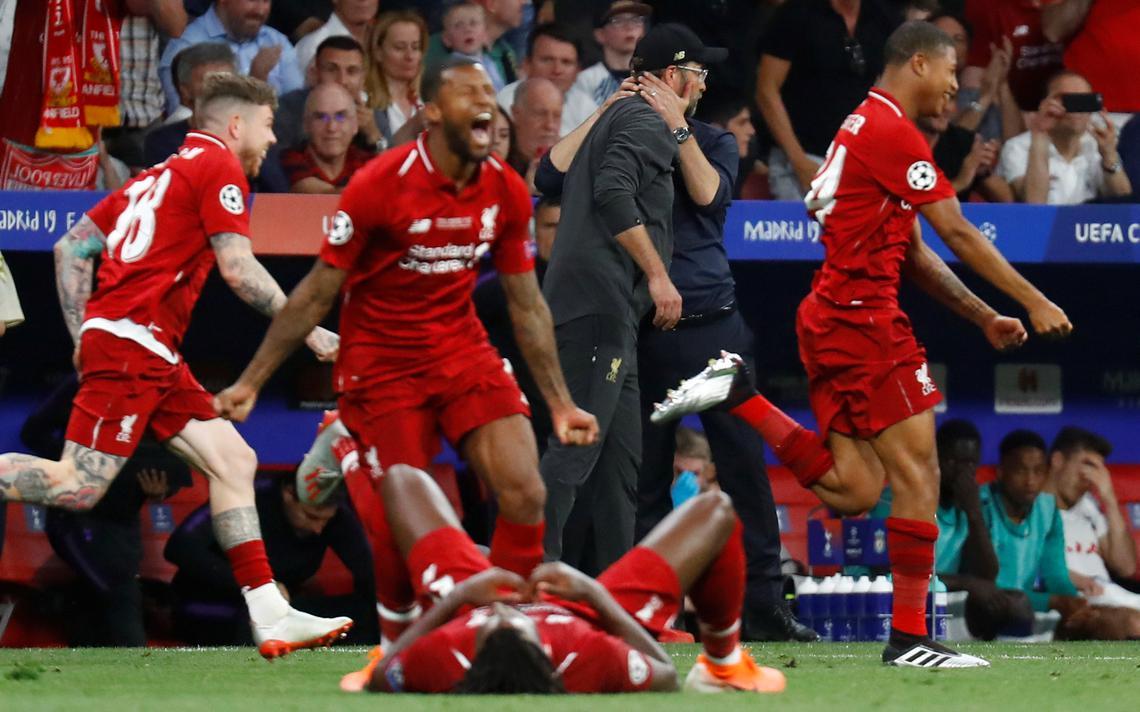 Tottenham vs. Liverpool na Champions League: partida termina com placar de 0x2