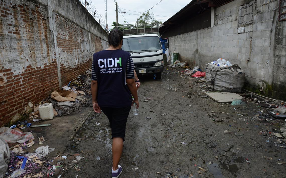 Comissão Inter-americana de Direitos Humanos vai a Honduras checar situação das comunidades de baixa renda do país