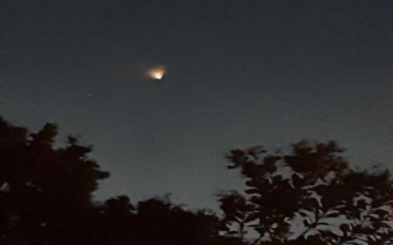 O lançamento de foguete na China visto do Nordeste do Brasil