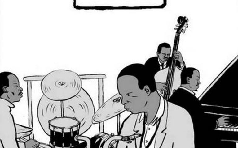 Cinco momentos da vida de John Coltrane retratados em quadrinhos | Nexo  Jornal