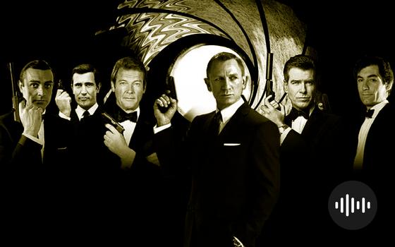 Como começar a ver 007, a mais longeva saga do cinema