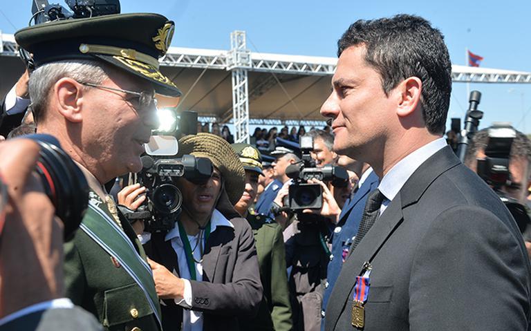 Por Que O Exército Deu Uma Medalha A Sergio Moro Nexo Jornal