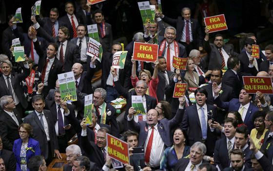 Quiz: este deputado votou a favor ou contra o impeachment?