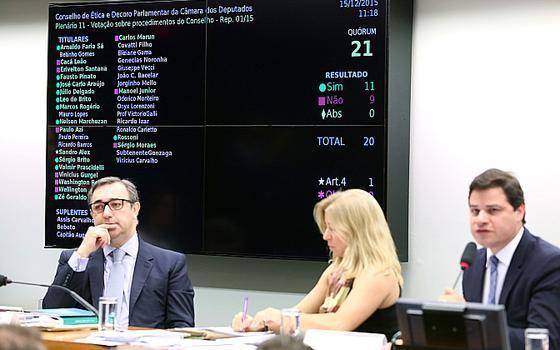 Processo contra Cunha recua. Aqui está a novela do Conselho de Ética