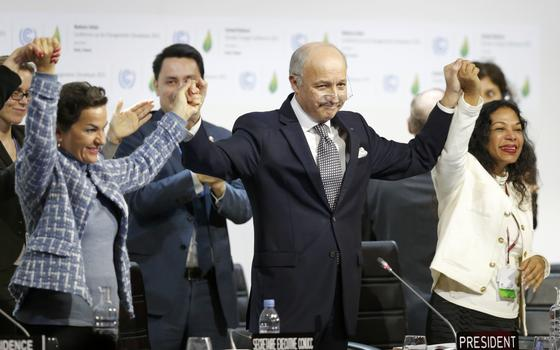 O Acordo de Paris não vai salvar o planeta do aquecimento global. Mas é um passo nessa direção
