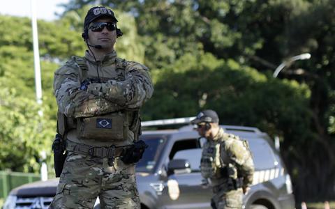 COT, a tropa da Polícia Federal que esteve na casa de Cunha