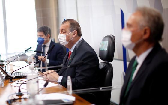 Apresentação do relatório final da CPI da Covid é adiada