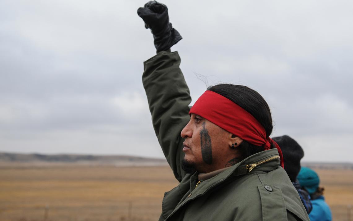 Projeto pretendia construir tubulação próxima a reserva indígena reconhecida pelo governo