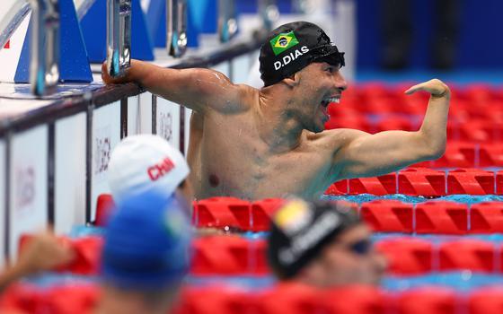 Maior medalhista paralímpico do Brasil, Daniel Dias se aposenta