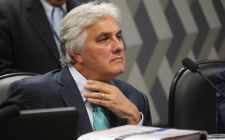 Senador Delcídio do Amaral (sem partido-MS)