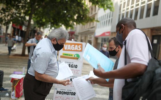 Recorde na pandemia: o histórico do desemprego no Brasil