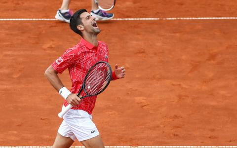 O saldo do torneio de tênis organizado por Djokovic na pandemia