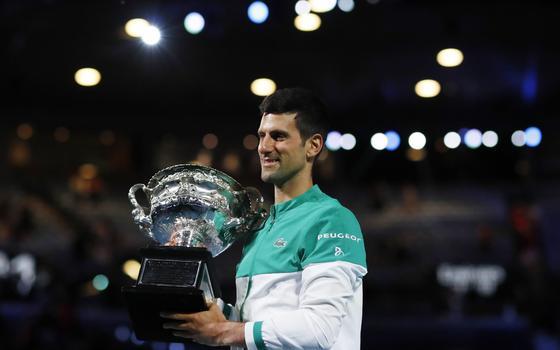 Quais tenistas lideraram os rankings do esporte por mais tempo