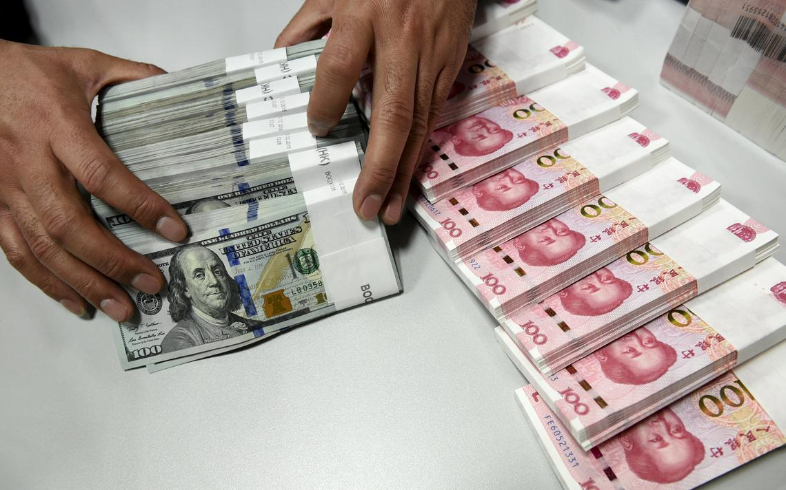 Yuan mais desvalorizado influenciou em queda de bolsas na China
