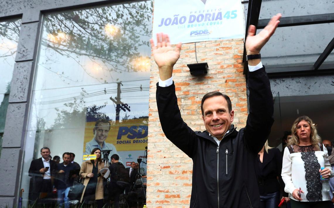 Candidato do PSDB foi eleito em primeiro turno
