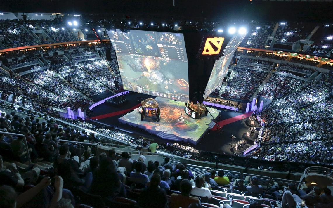 Competição aconteceu na Key Arena, estado de Washington