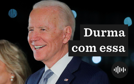 Joe Biden: o favorito para enfrentar Trump na eleição de novembro