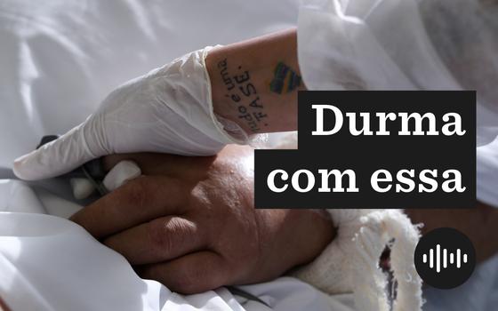 O retrato do pior colapso sanitário da história do Brasil
