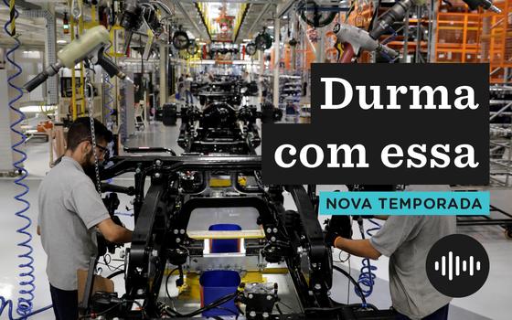 Qual o impacto da queda na produção industrial brasileira
