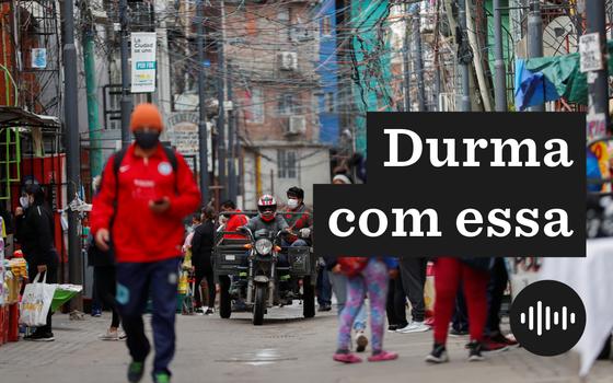 A pandemia na vizinhança: o coronavírus na América do Sul