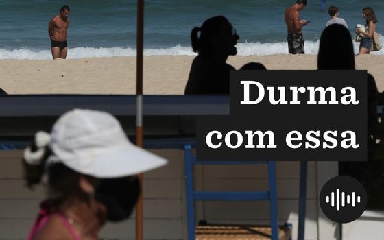 Rio: o plano de reabrir as praias com divisões e reserva por app