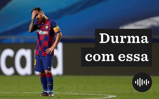 O adeus iminente de Messi ao Barcelona depois de 20 anos