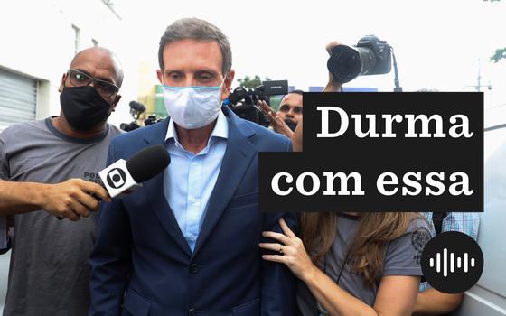 As quedas em série de governantes do Rio de Janeiro