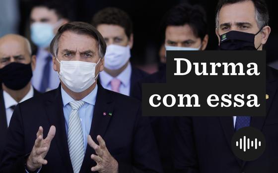 O comitê de Bolsonaro lançado após o colapso sanitário