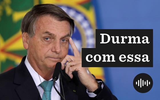 A mentira admitida por Bolsonaro. E o discurso que persiste